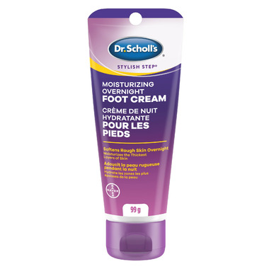 Dr. Scholl\'s Stylish Step Moisturizing Overnight Foot Cream