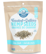 Manitoba Harvest Toasted Hemp Seeds Sea Salt