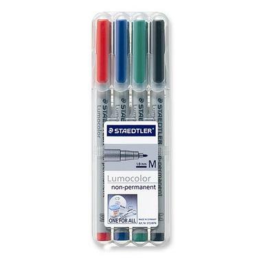 Staedtler Lumocolour Non Permanent Medium Point Markers