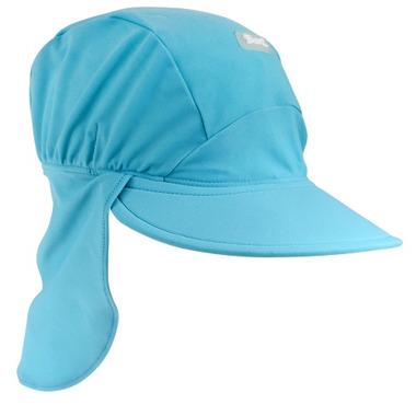 Banz Flap Hat Aqua