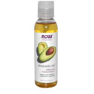 NOW Solutions Avocado Oil