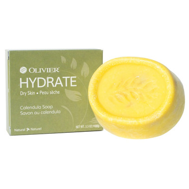 Olivier Hydrate Soap Calendula
