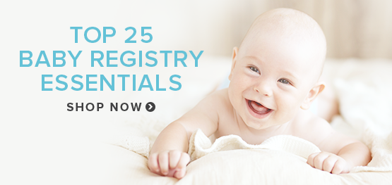 Top 25 Baby Registry Essentials