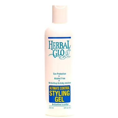 Herbal Glo Ultimate Control Styling Gel