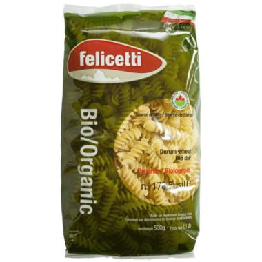 Felicetti Organic Durum Wheat Fusilli