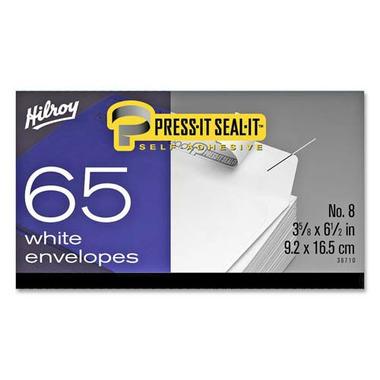Hilroy Press-It Seal-It Envelopes