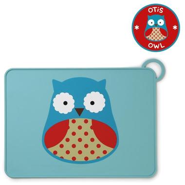 Skip Hop ZOO Fold & Go Placemat Owl