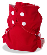 AppleCheeks Diaper Cover Cherry Tomato