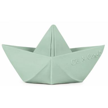 Oli and Carol Origami Boat Mint