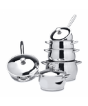 BergHOFF Cosmo 12 Piece Cookware Set