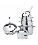BergHOFF Cosmo 12 Piece Cookware Set