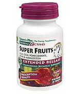 Nature's Plus Herbal Actives Super Fruits