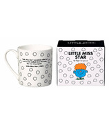 Mr. Men & Little Miss Little Miss Star Mug