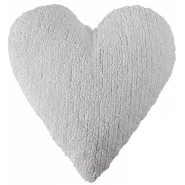 Lorena Canals Washable Cushion White Heart