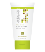 ANDALOU naturals Kukui Cocoa Nourishing Body Butter Travel Size