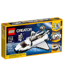 LEGO Creator Space Shuttle Explorer 3-in-1