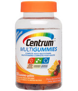 Centrum Multigummies Complete Adult Multivitamin Cherry, Berry & Orange