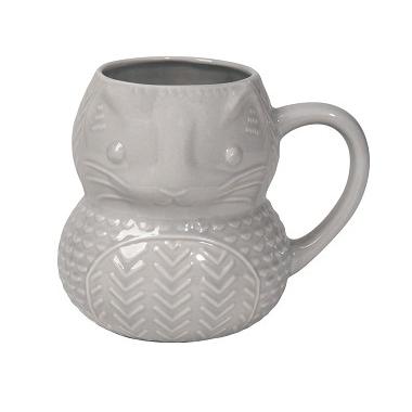 Now Designs Freddy Calvin Cat Critter Mug