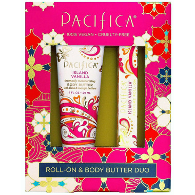 Pacifica Roll On & Body Butter Set