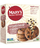 Mary's Organic Crackers N'Oatmeal Raisin Cookies