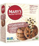 Mary's Organic Crackers N'Oatmeal Raisin Cookies