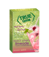 True Citrus True Lime Black Cherry Limeade