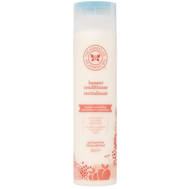 The Honest Company Conditioner in Apricot Kiss