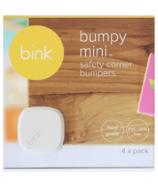Bink White Bumpy Mini Safety Corner Cushions