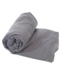 AeroSleep Sleep Safe Fitted Sheet Dark Grey