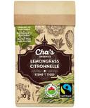 Cha's Organics Lemongrass Stems