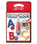 Melissa & Doug Water WOW! Alphabet On-The-Go