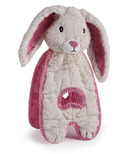 Charming Pet Products Cuddle Tug Bunny Dog Toy