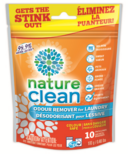 Nature Clean Odour Remover Laundry Packs