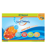 Surf Sweets All Natural Gummy Bear Snack Packs