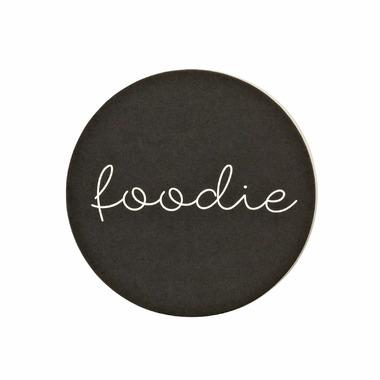 Harman Foodie Paper Coaster with Tin