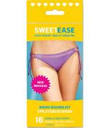 SweetEase Bikini Waxing Kit