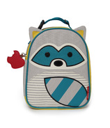 Skip Hop Zoo Lunchie Insulated Lunch Bag Racoon