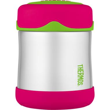Foogo Vacuum Insulated Food Jar Watermelon & Green