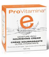 Jamieson ProVitamina E Moisture-Rich Nourishing Cream