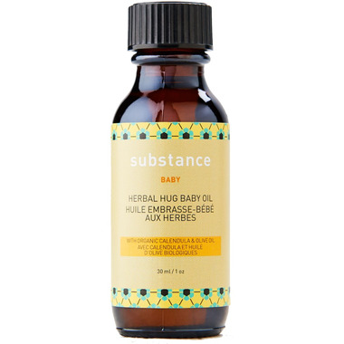 Substance Baby Herbal Hug Baby Oil