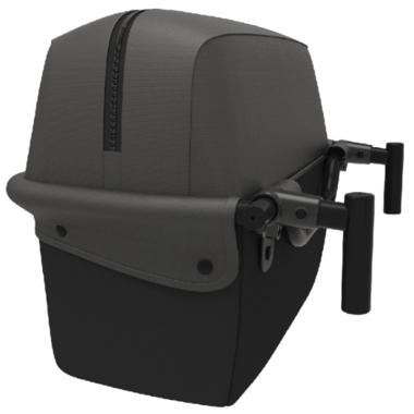 Veer Foldable Rear Storage Basket