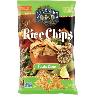 Buy Lundberg Fiesta Lime Rice Chips at Well.ca | Free ...