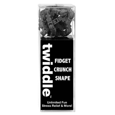 Twiddle Fidget Toy Twiddle Black