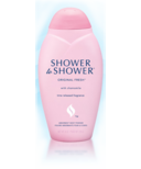 Shower to Shower Absorbent Body Powder