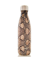 S'well Exotics Collection Stainless Steel Water Bottle Sand Python