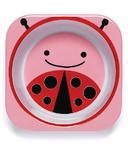 Skip Hop Zoo Tableware Melamine Bowl Lady Bug Design