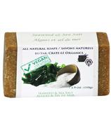 Crate 61 Organics Seaweed and Sea Salt Soap