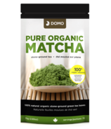 Domo Pure Organic Matcha Stone Ground Tea