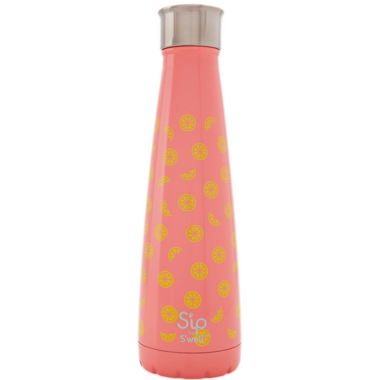 S\'ip x S\'well Water Bottle Lemon Drop