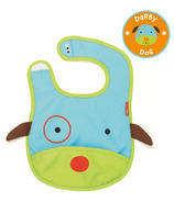 Skip Hop Zoo Bibs Tuck-Away Bib Dog Design